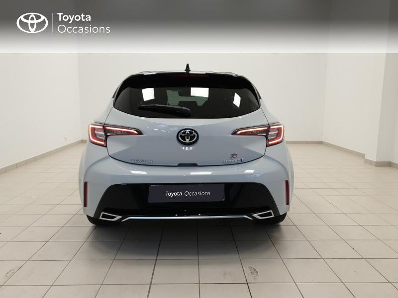 Photo 4 de l'offre de TOYOTA Corolla 122h GR Sport MY21 à 28900€ chez Brest Automobiles - Toyota Brest