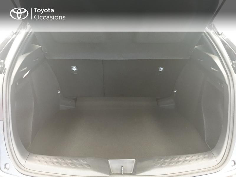 Photo 10 de l'offre de TOYOTA C-HR 122h Dynamic 2WD E-CVT RC18 à 20480€ chez Brest Automobiles - Toyota Brest