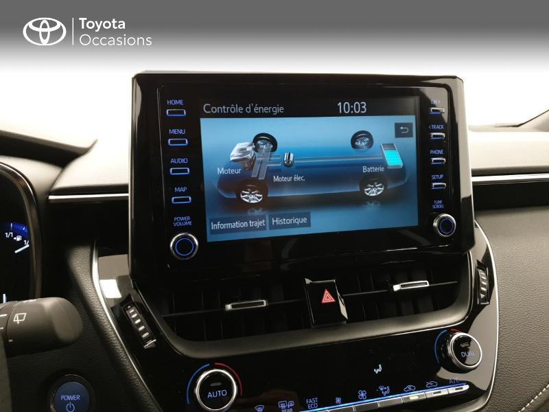 Photo 15 de l'offre de TOYOTA Corolla 122h GR Sport MY21 à 28900€ chez Brest Automobiles - Toyota Brest