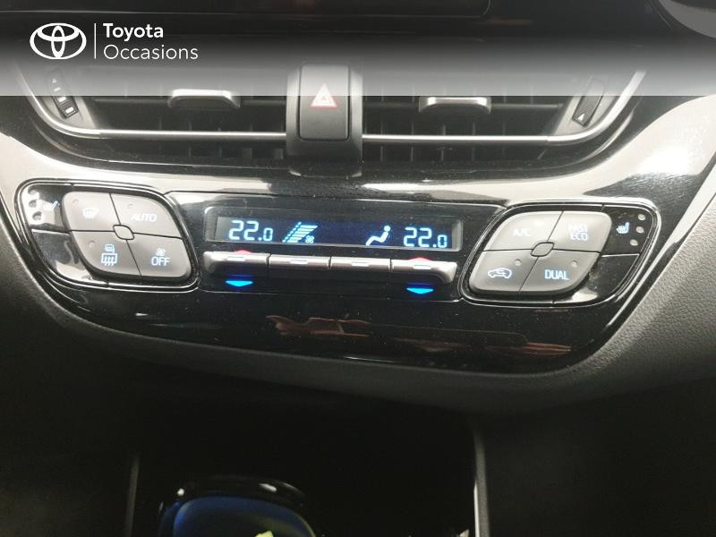 Photo 11 de l'offre de TOYOTA C-HR 122h Edition 2WD E-CVT à 21480€ chez Brest Automobiles - Toyota Brest