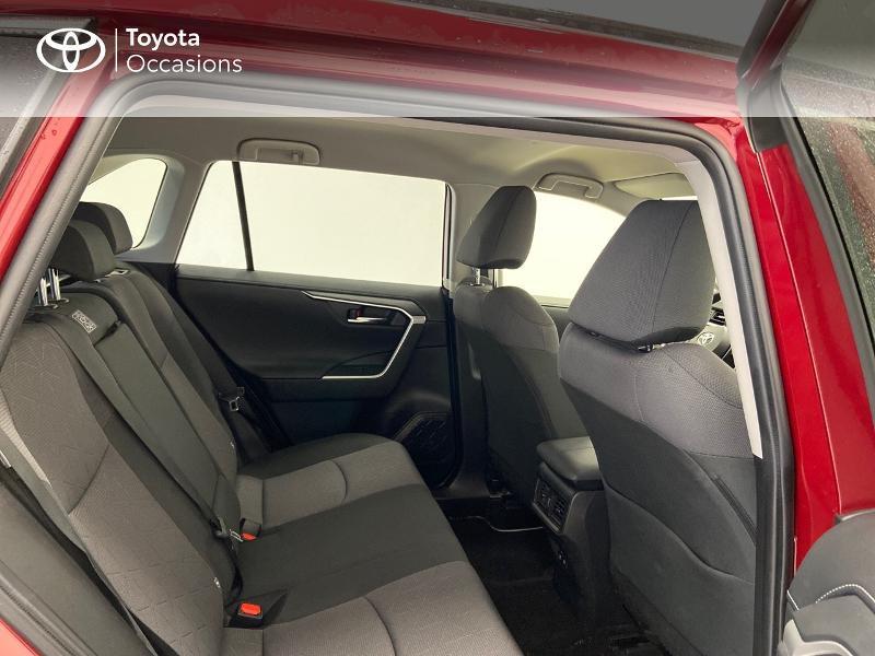 Photo 7 de l'offre de TOYOTA RAV4 Hybride 218ch Dynamic 2WD à 32480€ chez Brest Automobiles - Toyota Brest