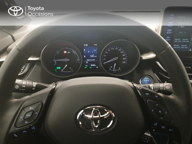Photo 13 de l'offre de TOYOTA C-HR 122h Distinctive 2WD E-CVT MC19 à 24980€ chez Brest Automobiles - Toyota Brest