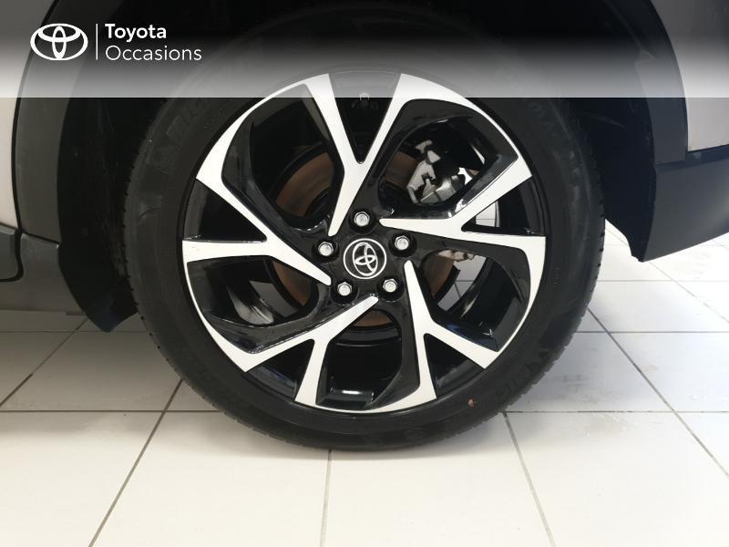 Photo 4 de l'offre de TOYOTA C-HR 122h Edition 2WD E-CVT à 21480€ chez Brest Automobiles - Toyota Brest