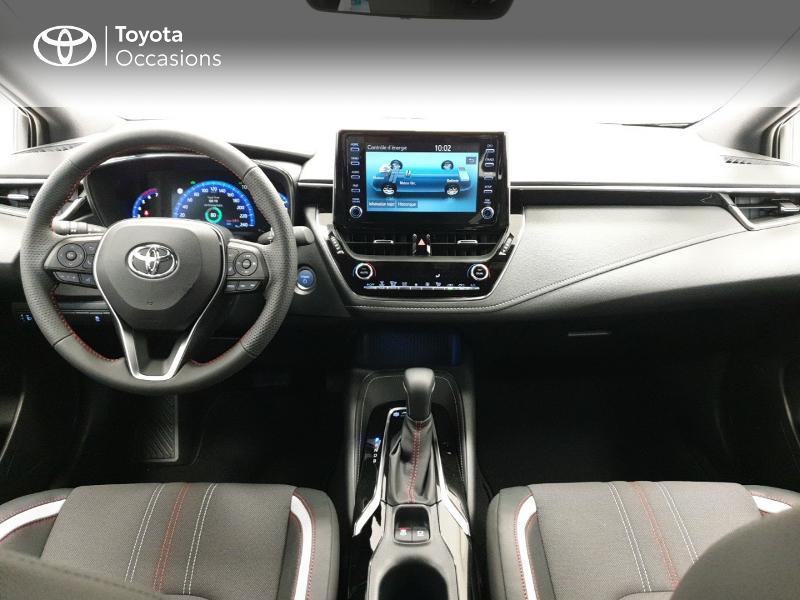 Photo 8 de l'offre de TOYOTA Corolla 122h GR Sport MY21 à 28900€ chez Brest Automobiles - Toyota Brest