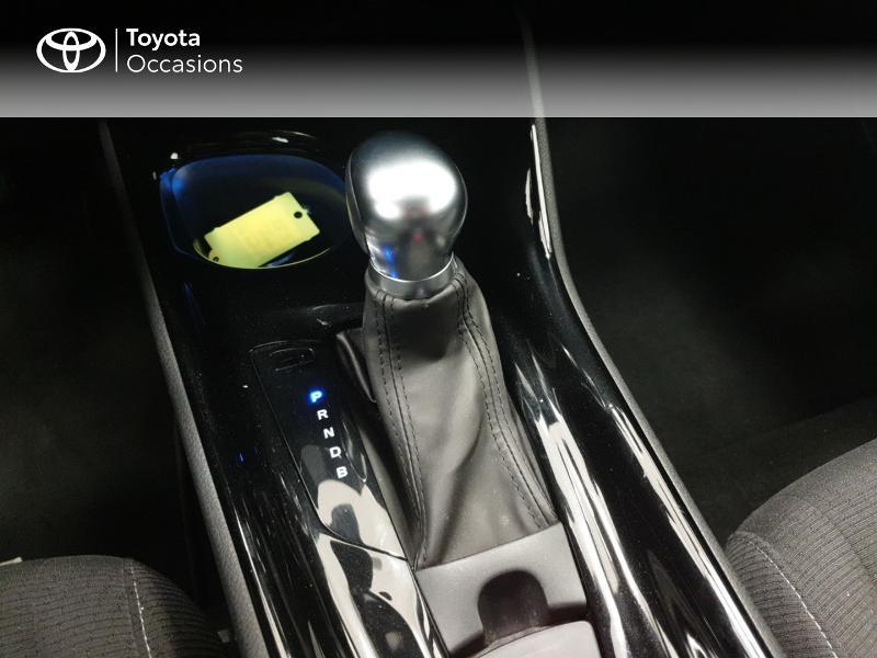 Photo 9 de l'offre de TOYOTA C-HR 122h Edition 2WD E-CVT à 21480€ chez Brest Automobiles - Toyota Brest