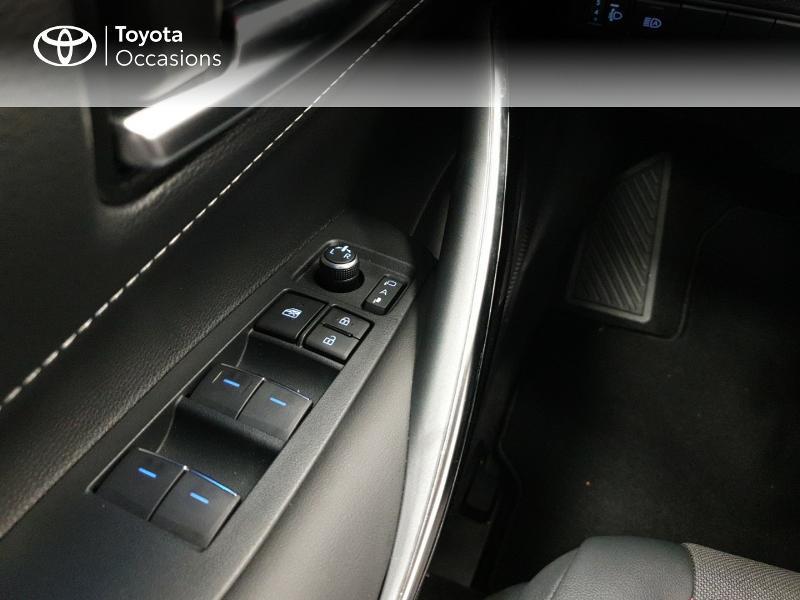 Photo 21 de l'offre de TOYOTA Corolla 122h GR Sport MY21 à 28900€ chez Brest Automobiles - Toyota Brest