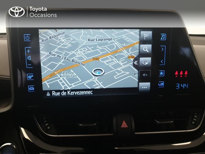 Photo 7 de l'offre de TOYOTA C-HR 122h Edition 2WD E-CVT à 21480€ chez Brest Automobiles - Toyota Brest