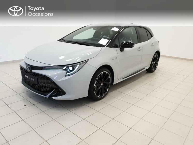 Photo 1 de l'offre de TOYOTA Corolla 122h GR Sport MY21 à 28900€ chez Brest Automobiles - Toyota Brest