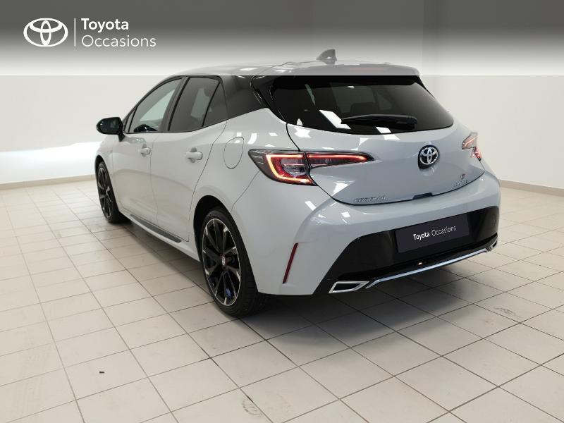 Photo 2 de l'offre de TOYOTA Corolla 122h GR Sport MY21 à 28900€ chez Brest Automobiles - Toyota Brest