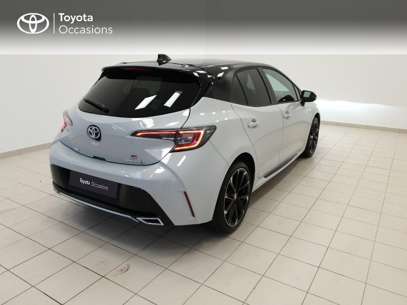 Photo 18 de l'offre de TOYOTA Corolla 122h GR Sport MY21 à 28900€ chez Brest Automobiles - Toyota Brest