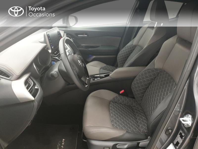 Photo 11 de l'offre de TOYOTA C-HR 122h Distinctive 2WD E-CVT MC19 à 24980€ chez Brest Automobiles - Toyota Brest