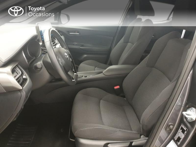 Photo 8 de l'offre de TOYOTA C-HR 122h Dynamic 2WD E-CVT RC18 à 20480€ chez Brest Automobiles - Toyota Brest