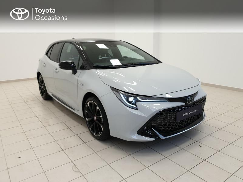 Photo 19 de l'offre de TOYOTA Corolla 122h GR Sport MY21 à 28900€ chez Brest Automobiles - Toyota Brest