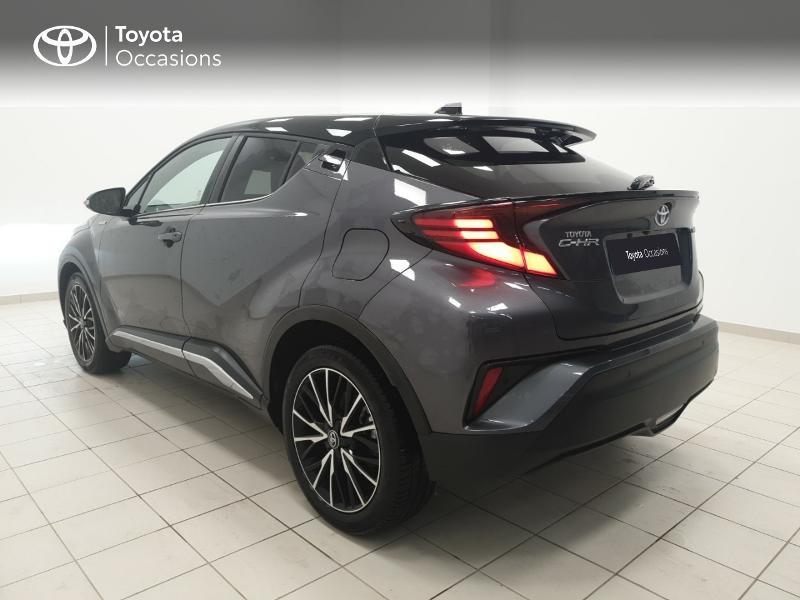Photo 18 de l'offre de TOYOTA C-HR 122h Distinctive 2WD E-CVT MC19 à 24980€ chez Brest Automobiles - Toyota Brest