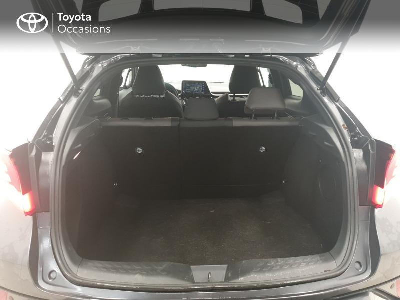 Photo 10 de l'offre de TOYOTA C-HR 122h Distinctive 2WD E-CVT MC19 à 24980€ chez Brest Automobiles - Toyota Brest