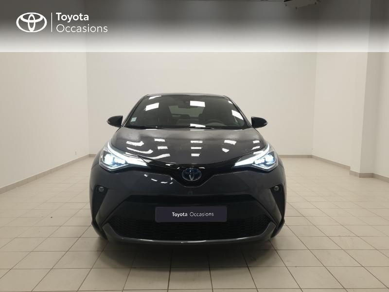 Photo 5 de l'offre de TOYOTA C-HR 122h Distinctive 2WD E-CVT MC19 à 24980€ chez Brest Automobiles - Toyota Brest