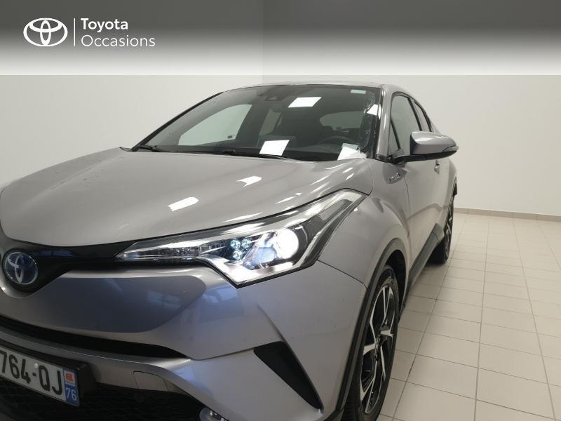 Photo 20 de l'offre de TOYOTA C-HR 122h Edition 2WD E-CVT à 21480€ chez Brest Automobiles - Toyota Brest
