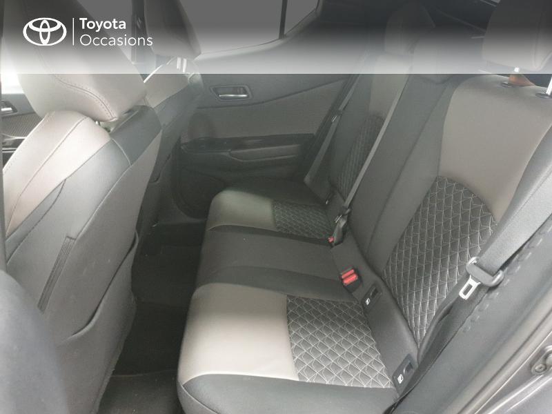 Photo 12 de l'offre de TOYOTA C-HR 122h Distinctive 2WD E-CVT MC19 à 24980€ chez Brest Automobiles - Toyota Brest