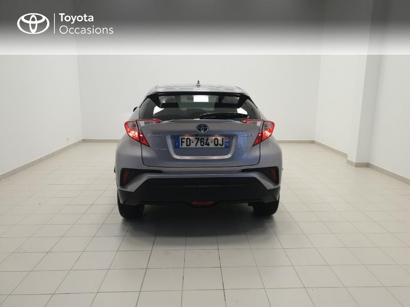 Photo 18 de l'offre de TOYOTA C-HR 122h Edition 2WD E-CVT à 21480€ chez Brest Automobiles - Toyota Brest