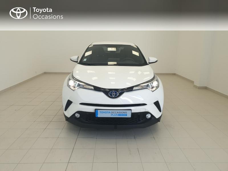 Photo 19 de l'offre de TOYOTA C-HR 122h Edition 2WD E-CVT à 21480€ chez Brest Automobiles - Toyota Brest