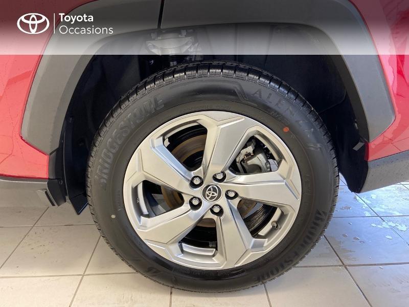 Photo 16 de l'offre de TOYOTA RAV4 Hybride 218ch Dynamic 2WD à 32480€ chez Brest Automobiles - Toyota Brest