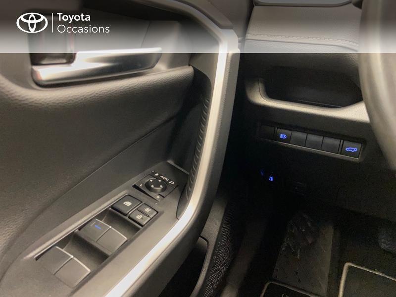 Photo 17 de l'offre de TOYOTA RAV4 Hybride 218ch Dynamic 2WD à 32480€ chez Brest Automobiles - Toyota Brest