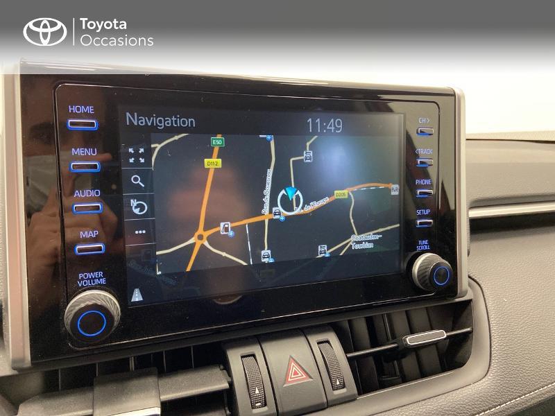 Photo 15 de l'offre de TOYOTA RAV4 Hybride 218ch Dynamic 2WD à 32480€ chez Brest Automobiles - Toyota Brest