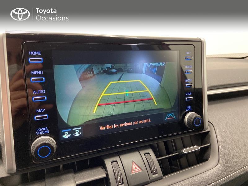 Photo 18 de l'offre de TOYOTA RAV4 Hybride 218ch Dynamic 2WD à 32480€ chez Brest Automobiles - Toyota Brest