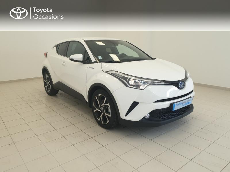 Photo 17 de l'offre de TOYOTA C-HR 122h Edition 2WD E-CVT à 21480€ chez Brest Automobiles - Toyota Brest