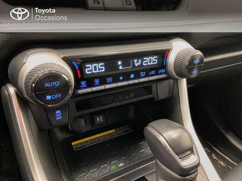Photo 19 de l'offre de TOYOTA RAV4 Hybride 218ch Dynamic 2WD à 32480€ chez Brest Automobiles - Toyota Brest