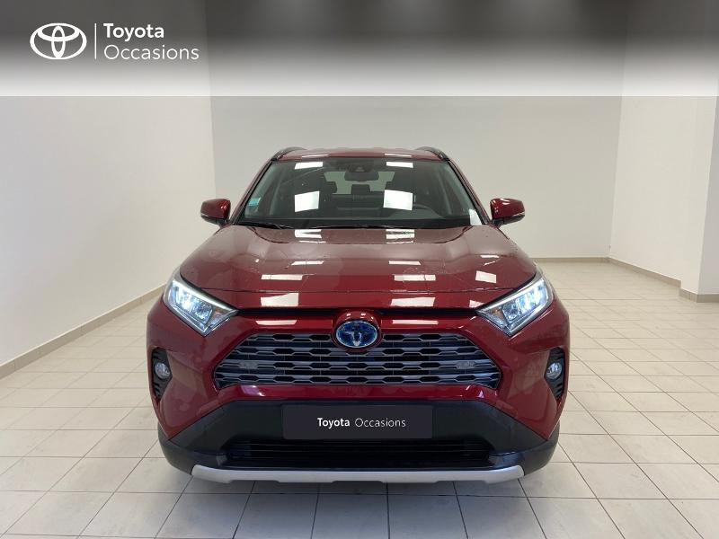 Photo 5 de l'offre de TOYOTA RAV4 Hybride 218ch Dynamic 2WD à 32480€ chez Brest Automobiles - Toyota Brest