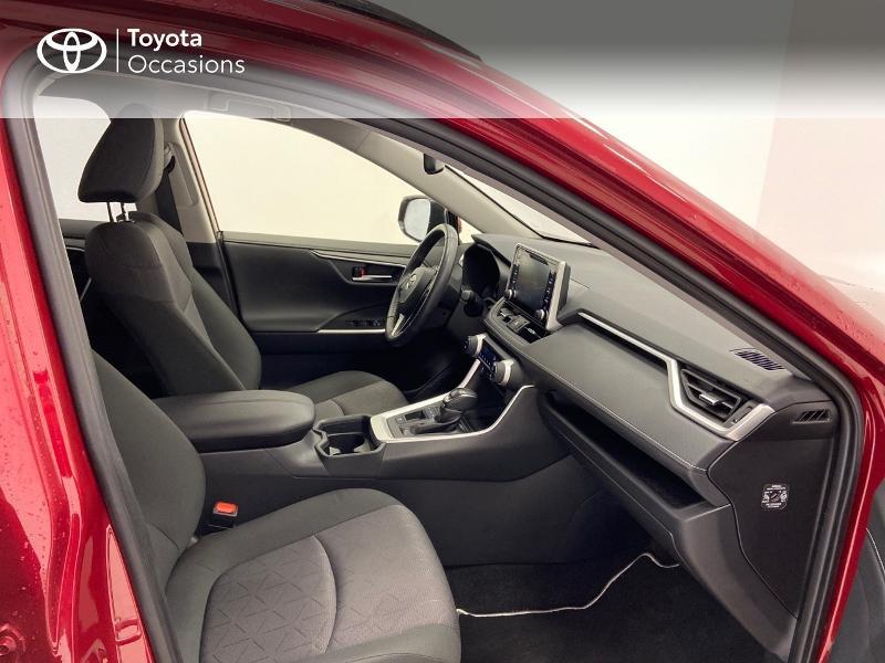 Photo 6 de l'offre de TOYOTA RAV4 Hybride 218ch Dynamic 2WD à 32480€ chez Brest Automobiles - Toyota Brest