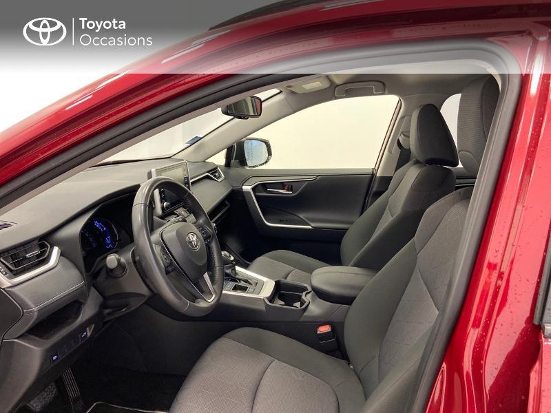 Photo 11 de l'offre de TOYOTA RAV4 Hybride 218ch Dynamic 2WD à 32480€ chez Brest Automobiles - Toyota Brest