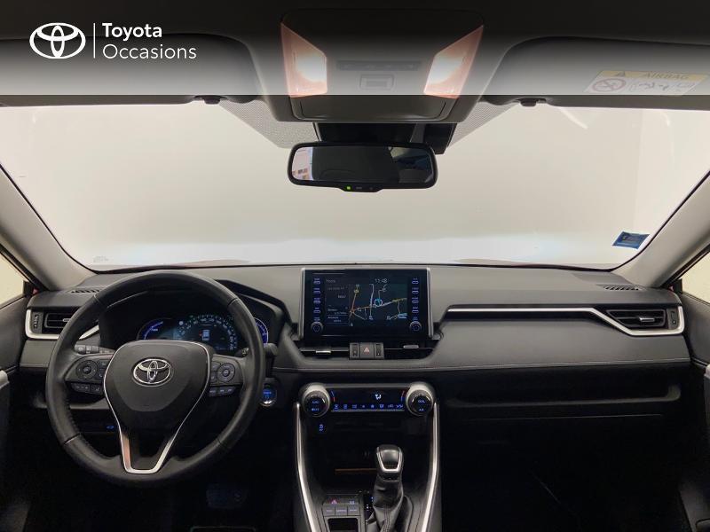 Photo 8 de l'offre de TOYOTA RAV4 Hybride 218ch Dynamic 2WD à 32480€ chez Brest Automobiles - Toyota Brest