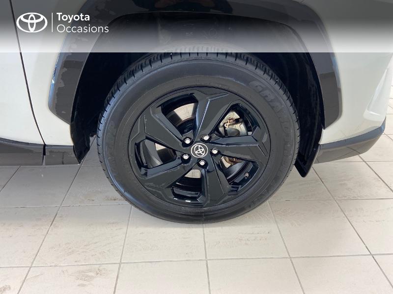 Photo 16 de l'offre de TOYOTA RAV4 Hybride 218ch Collection 2WD à 36980€ chez Brest Automobiles - Toyota Brest