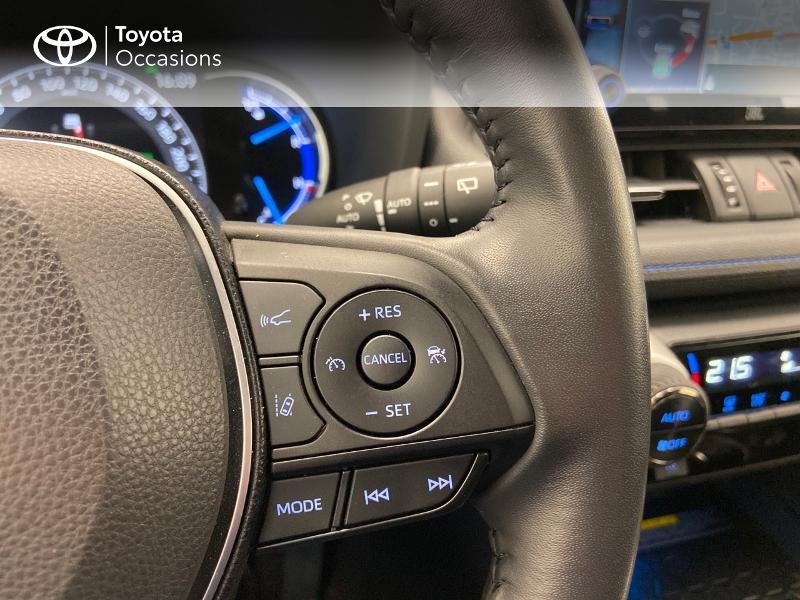 Photo 14 de l'offre de TOYOTA RAV4 Hybride 218ch Collection 2WD à 36980€ chez Brest Automobiles - Toyota Brest