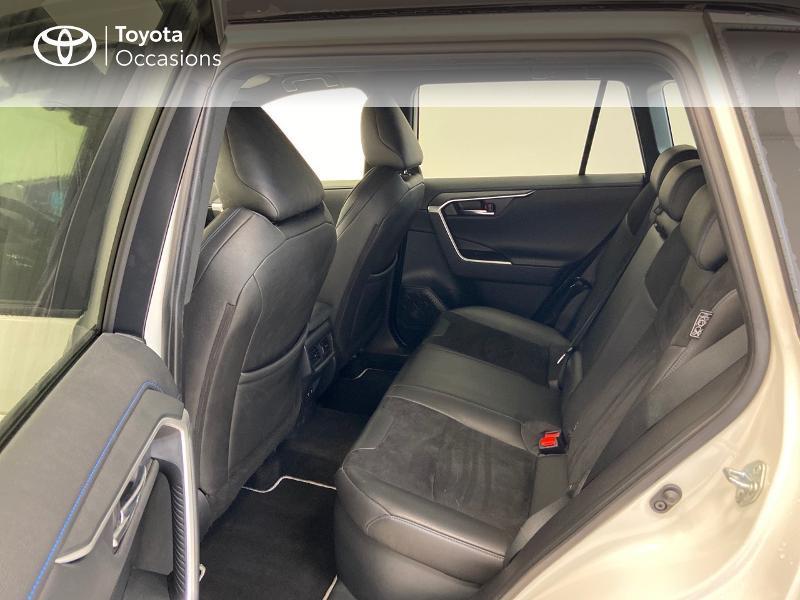 Photo 12 de l'offre de TOYOTA RAV4 Hybride 218ch Collection 2WD à 36980€ chez Brest Automobiles - Toyota Brest