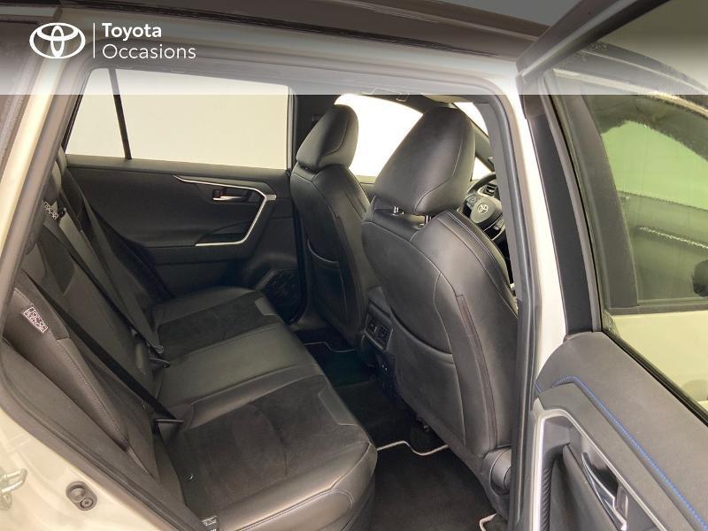 Photo 7 de l'offre de TOYOTA RAV4 Hybride 218ch Collection 2WD à 36980€ chez Brest Automobiles - Toyota Brest