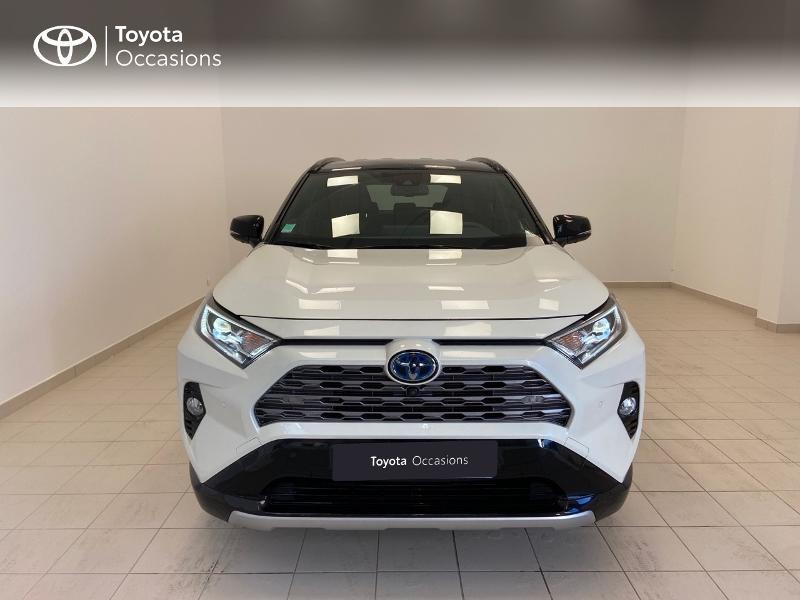 Photo 5 de l'offre de TOYOTA RAV4 Hybride 218ch Collection 2WD à 36980€ chez Brest Automobiles - Toyota Brest