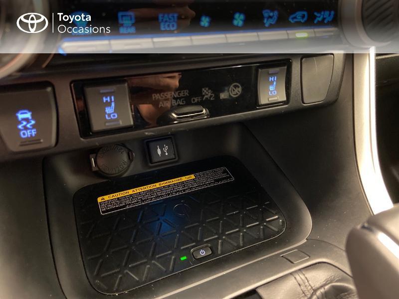 Photo 21 de l'offre de TOYOTA RAV4 Hybride 218ch Collection 2WD à 36980€ chez Brest Automobiles - Toyota Brest