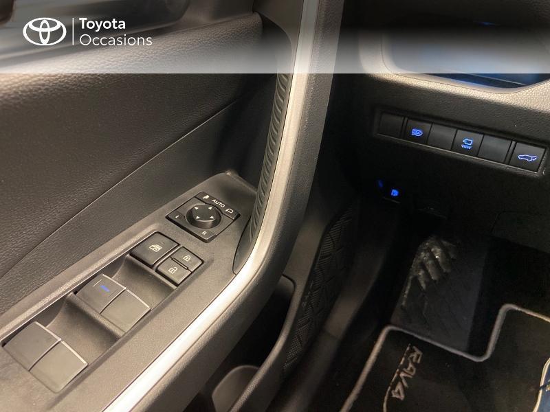 Photo 19 de l'offre de TOYOTA RAV4 Hybride 218ch Collection 2WD à 36980€ chez Brest Automobiles - Toyota Brest