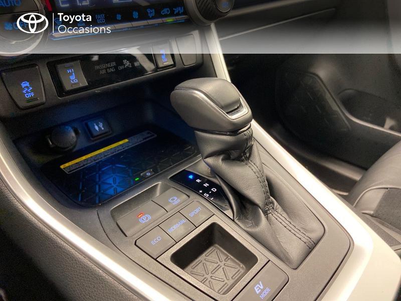 Photo 17 de l'offre de TOYOTA RAV4 Hybride 218ch Collection 2WD à 36980€ chez Brest Automobiles - Toyota Brest