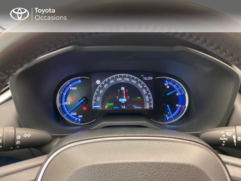 Photo 13 de l'offre de TOYOTA RAV4 Hybride 218ch Collection 2WD à 36980€ chez Brest Automobiles - Toyota Brest