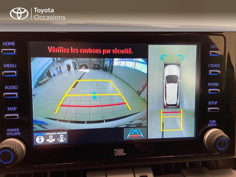 Photo 20 de l'offre de TOYOTA RAV4 Hybride 218ch Collection 2WD à 36980€ chez Brest Automobiles - Toyota Brest