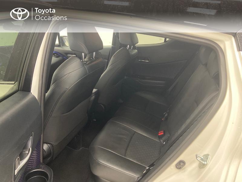 Photo 12 de l'offre de TOYOTA C-HR 122h Graphic 2WD E-CVT RC18 à 23980€ chez Brest Automobiles - Toyota Brest
