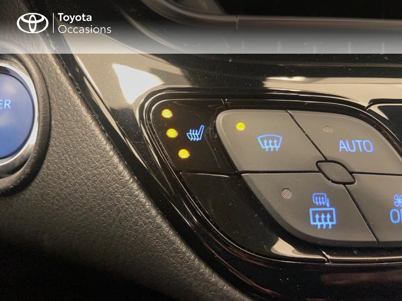 Photo 19 de l'offre de TOYOTA C-HR 122h Graphic 2WD E-CVT RC18 à 23980€ chez Brest Automobiles - Toyota Brest