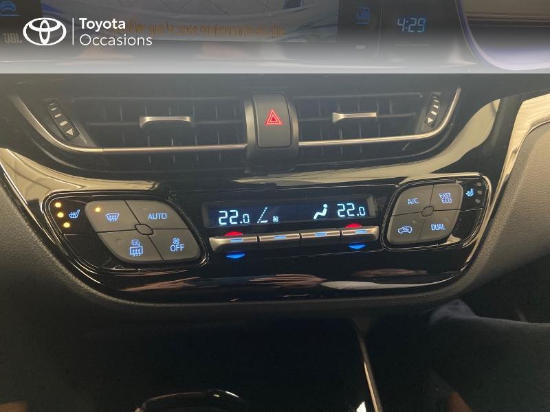 Photo 21 de l'offre de TOYOTA C-HR 122h Graphic 2WD E-CVT RC18 à 23980€ chez Brest Automobiles - Toyota Brest