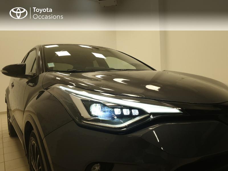 Photo 24 de l'offre de TOYOTA C-HR 122h Distinctive 2WD E-CVT MC19 à 24980€ chez Brest Automobiles - Toyota Brest