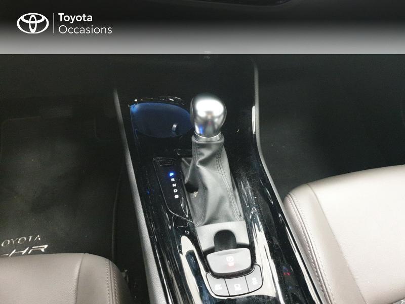 Photo 23 de l'offre de TOYOTA C-HR 122h Distinctive 2WD E-CVT MC19 à 24980€ chez Brest Automobiles - Toyota Brest