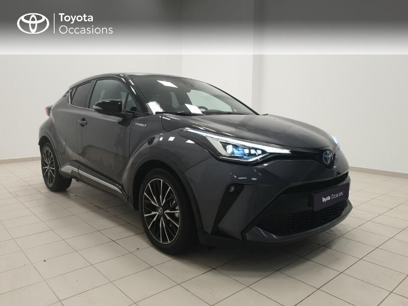 Photo 19 de l'offre de TOYOTA C-HR 122h Distinctive 2WD E-CVT MC19 à 24980€ chez Brest Automobiles - Toyota Brest